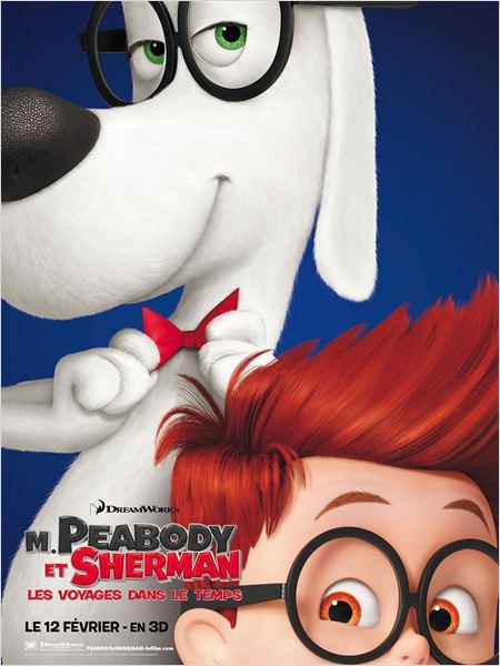 Mr. Peabody & Sherman : Affiche