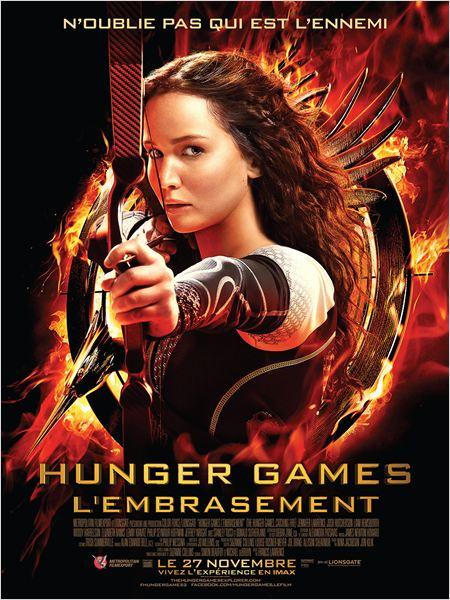 [Film] Hunger games 2 - l'Embrasement - de Francis Lawrence 21045319_2013101714250983