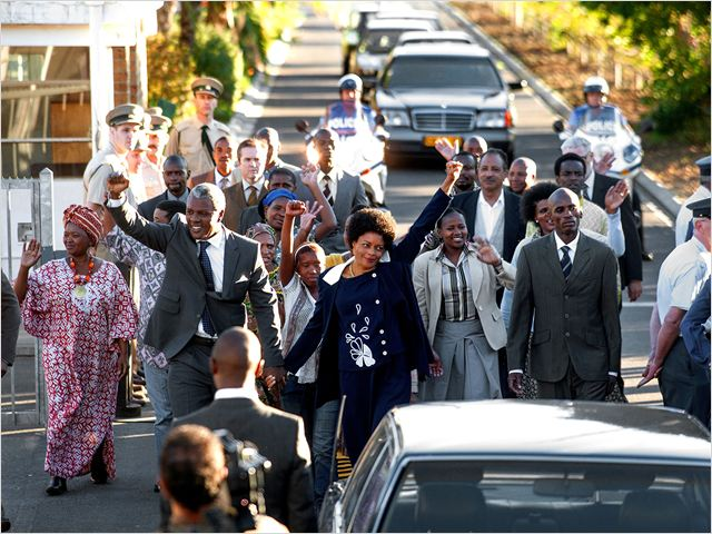Mandela : Un long chemin vers la liberté : Photo Idris Elba, Naomie Harris