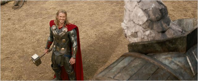 Thor : Le Monde des ténèbres : Photo Chris Hemsworth