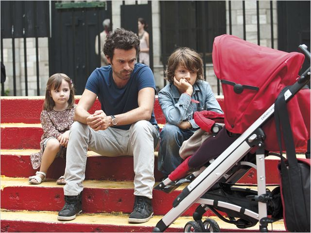 Casse-tête chinois : Photo Romain Duris