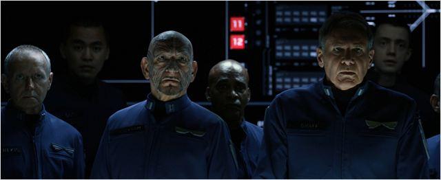 La Stratégie Ender : Photo Ben Kingsley, Harrison Ford