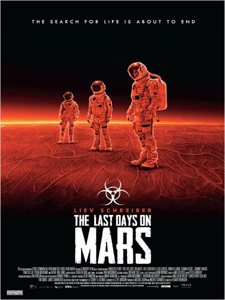 The Last Days on Mars streaming vk vimple youwatch