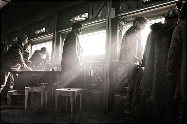 Snowpiercer, Le Transperceneige : Photo Chris Evans
