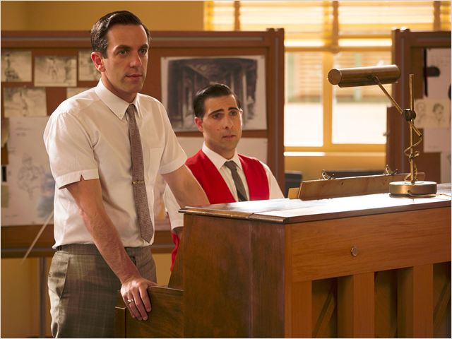 Dans l'ombre de Mary : Photo B.J. Novak, Jason Schwartzman