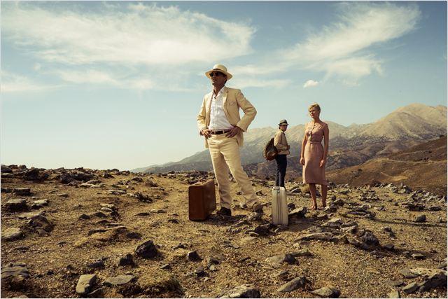 The Two Faces of January : Photo Kirsten Dunst, Oscar Isaac, Viggo Mortensen