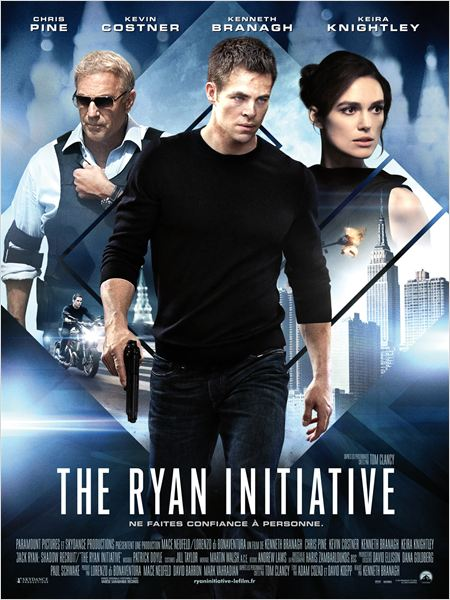 The Ryan Initiative [HDRip] [MULTI]