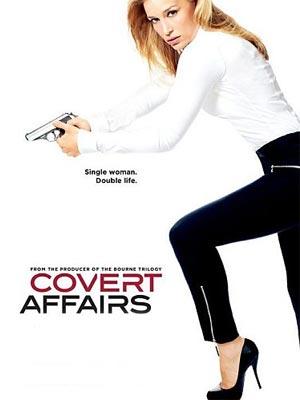 Covert Affairs [Saison 01 FRENCH] [E01 à 11/11] [FS] [US]