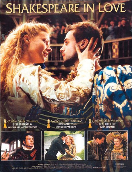 [UD] [DVDRiP] Shakespeare in Love [FRENCH]
