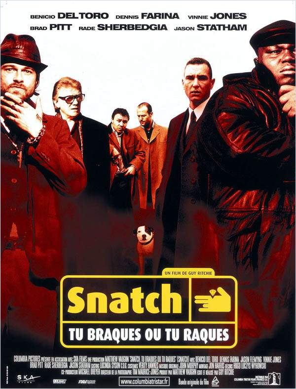 [MU] Snatch [DVDRip]