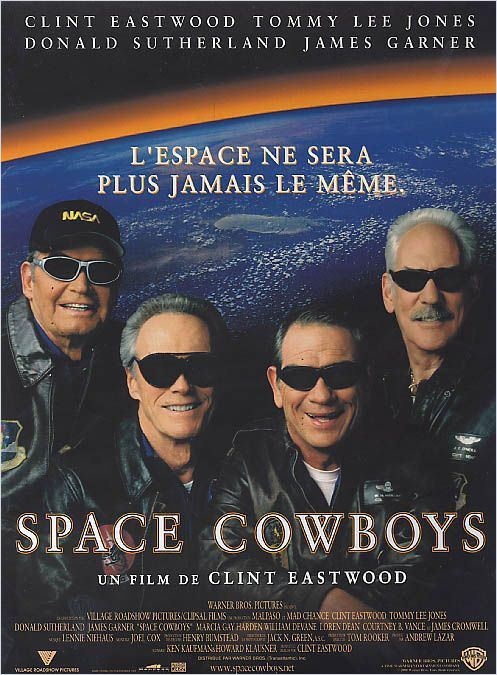 Space Cowboys DVDRIP FR FileServe