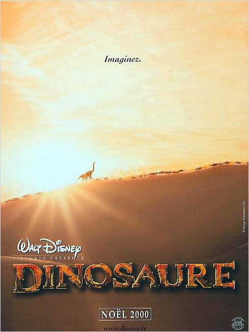 Dinosaure streaming