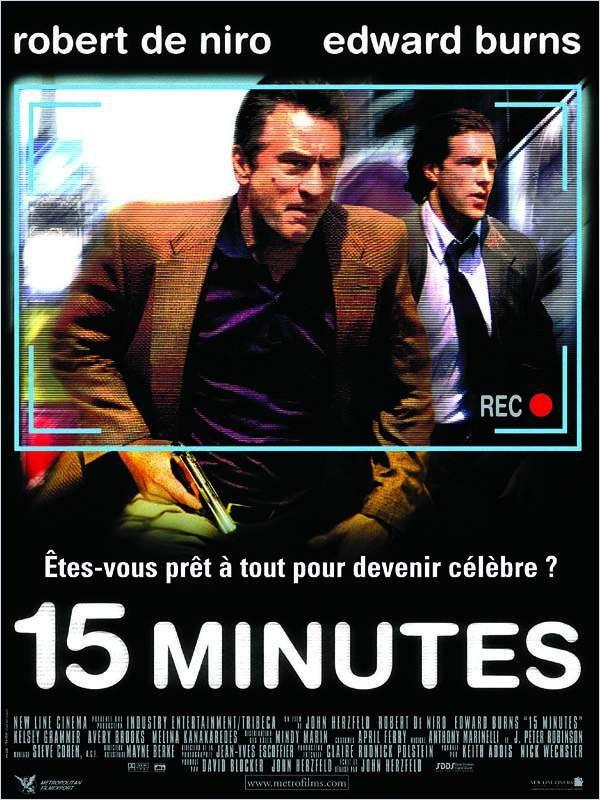 15 minutes [DVDRIP|TRUEFRENCH] [AC3] [FS]