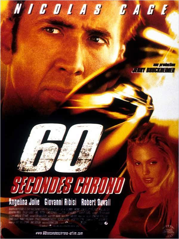 [FS] [DVDRiP] 60 secondes chrono [ReUp 31/01/2011]