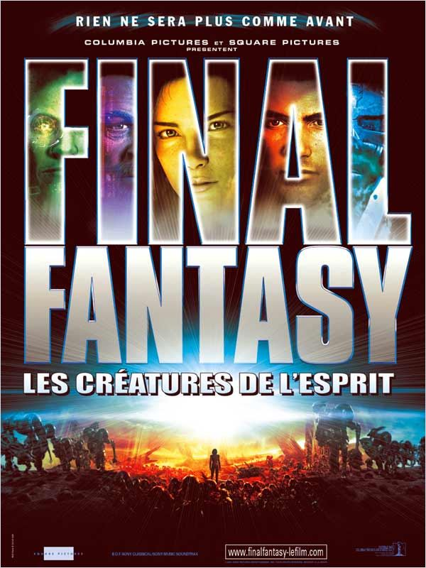 [Multi] Final fantasy, les cr?atures de l'esprit [Blu-Ray 1080p]
