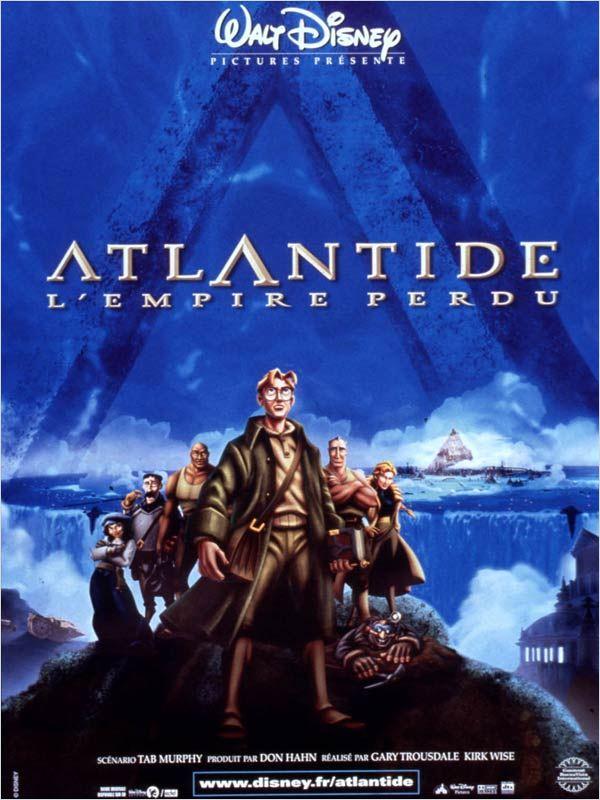 Atlantide, l'empire perdu (UD)