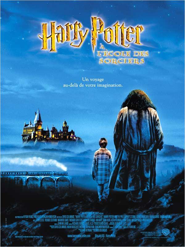 Harry Potter à l'école des sorciers [DVDRIP] [FRENCH] 2CD [US] [FS]