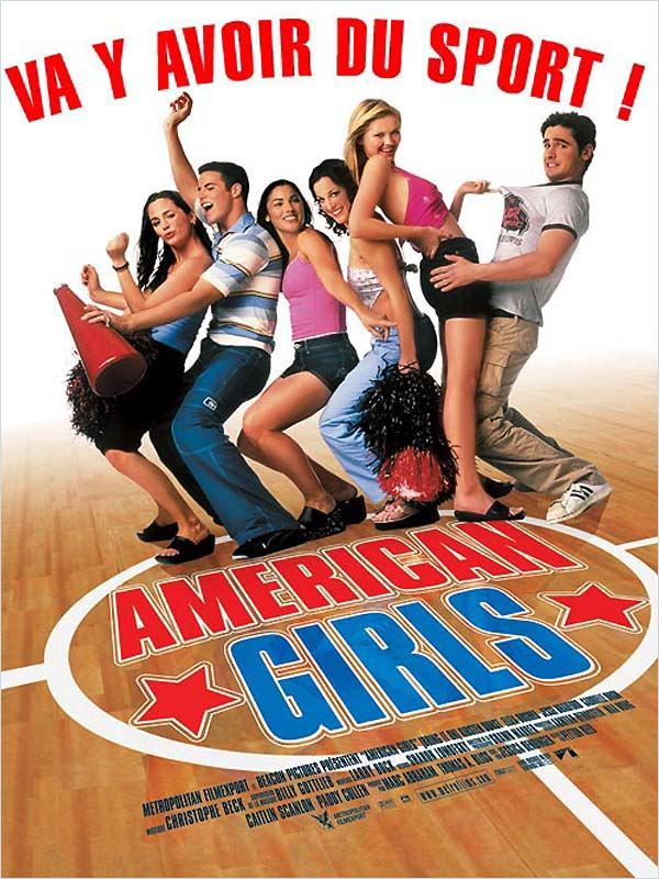 [MULTI] [DVDRiP] American girls