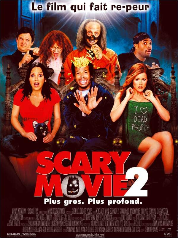 [FS] [DVDRiP] Scary Movie 2