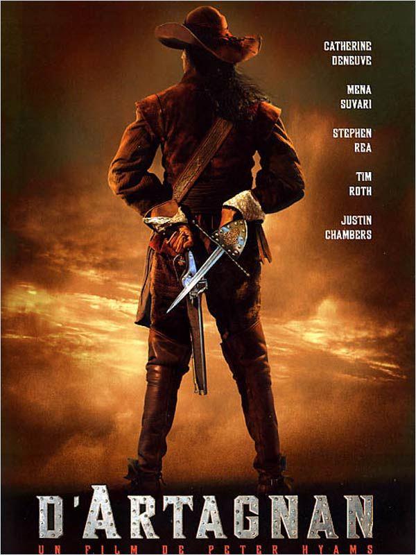 [FS]  D'Artagnan   [DVDRip – FR]