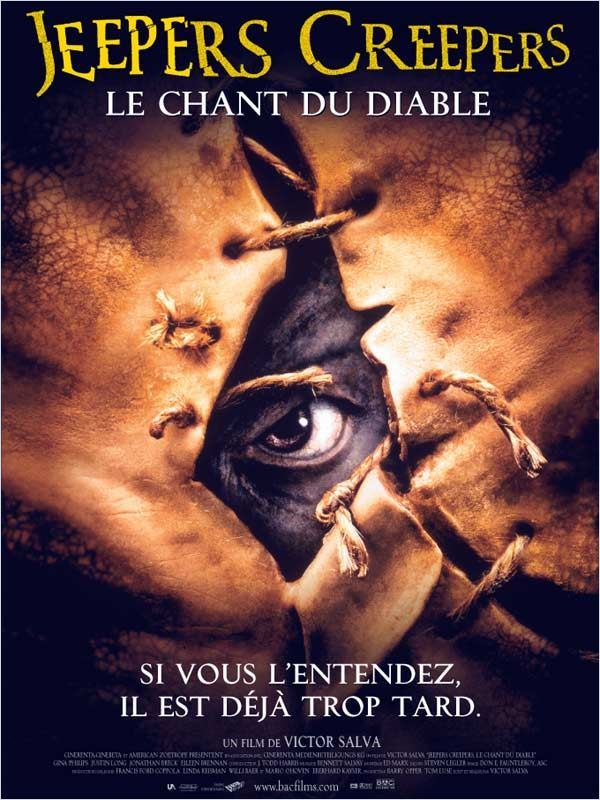 [HF] [DVDRiP] Jeepers Creepers, le chant du diable [ReUp 15/05/2010]