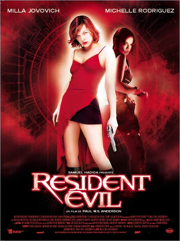 Resident Evil  DVDRiP FRENCH Fileserve Duckload