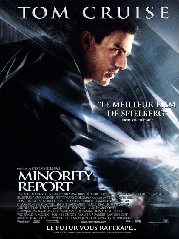 Minority Report [DVDRIP] [FRENCH] [FS]