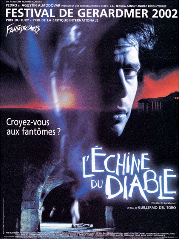 [MULTI]  L'Echine du diable   [DVDRip – FR] [Re-UP]