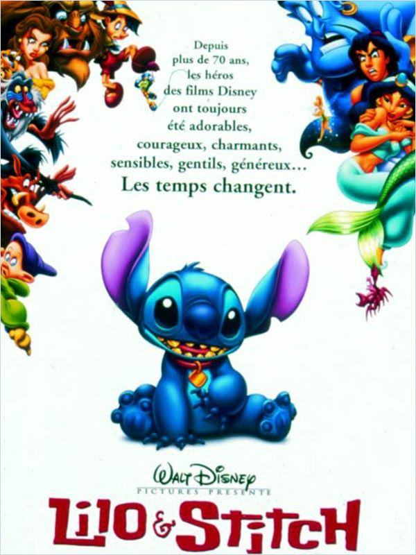 [MULTI] [DVDRiP] Lilo & Stitch