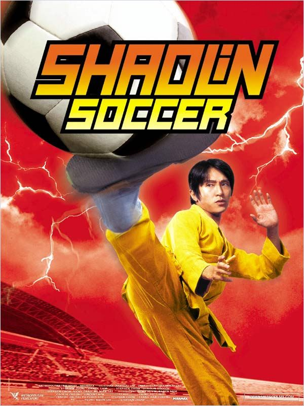[FS] [DVDRiP][AC3] Shaolin Soccer [TRUEFRENCH]
