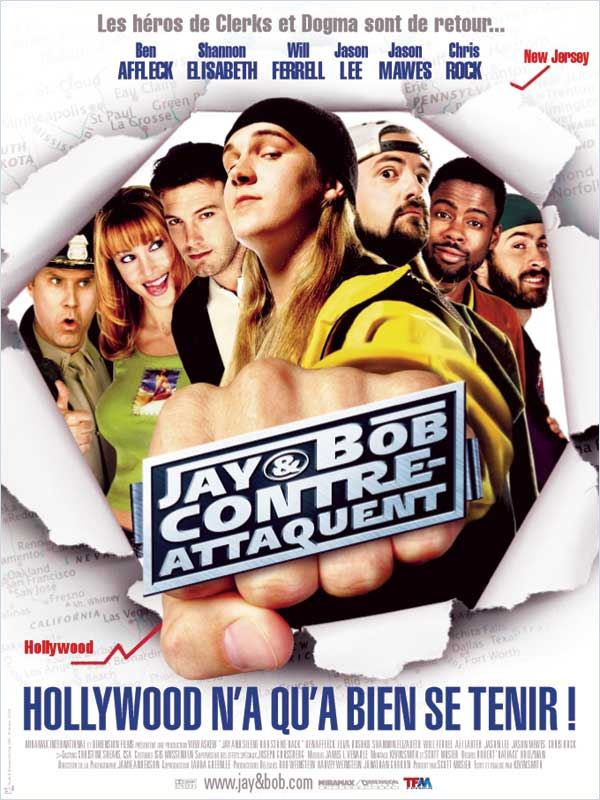  Jay &amp; Bob contre-attaquent [DVDRiP] 
