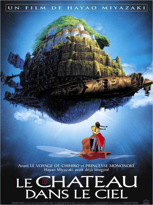 Le Chateau dans le ciel [FRENCH][DVDRiP] [TB]