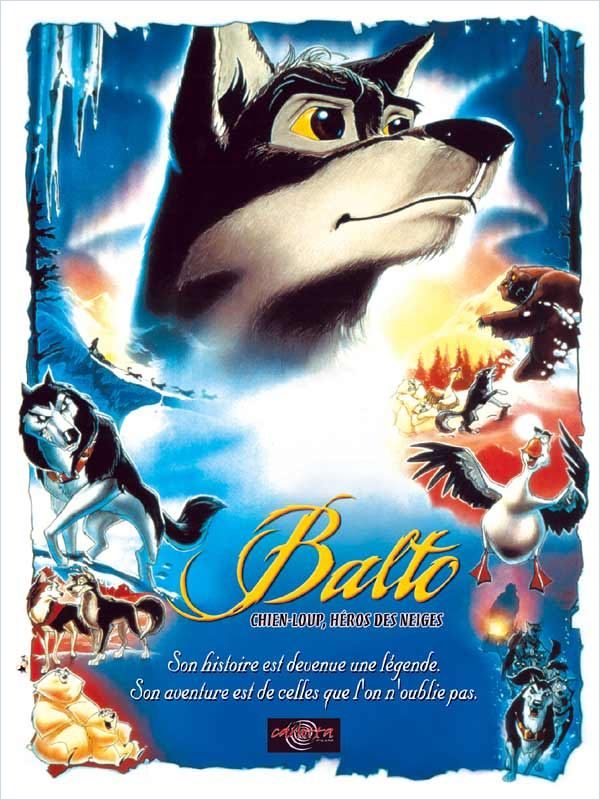 Balto chien-loup, héros des neiges [DVDRIP | FRENCH] [TB]