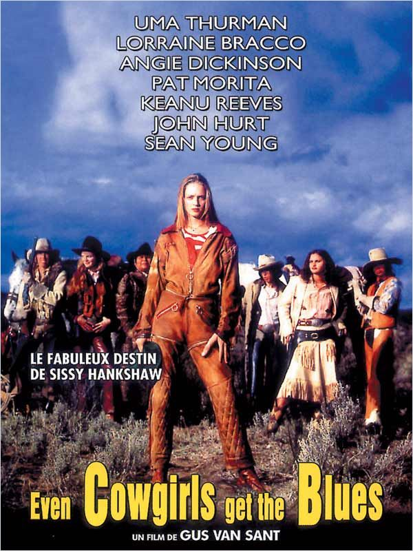 [FS] Even Cowgirls Get the Blues [DVDRiP]