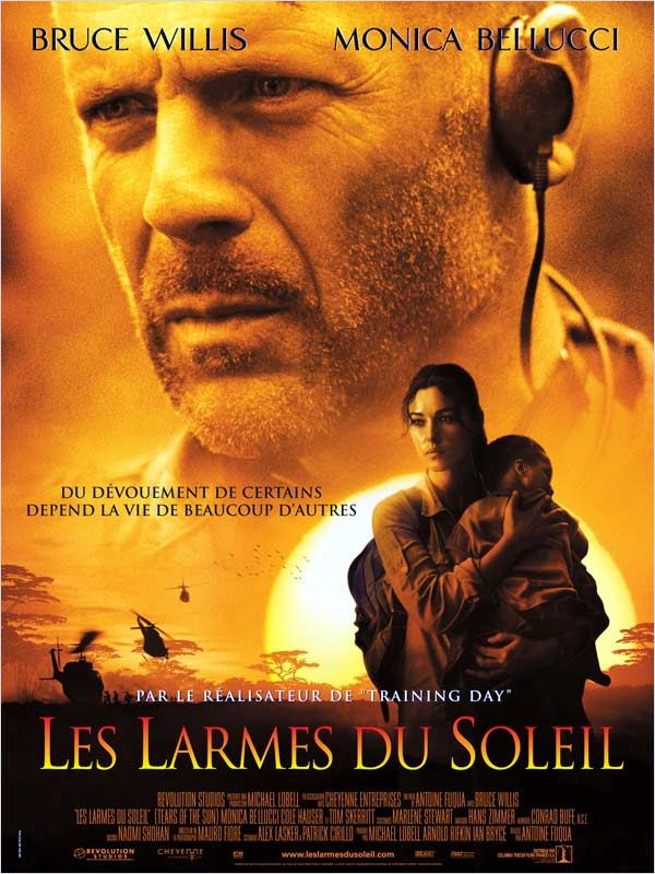 Les Larmes Du Solei [DVDRIP|TRUEFRENCH] [AC3] [FS]