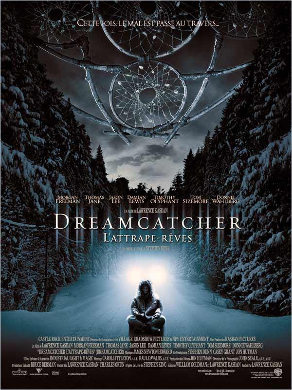 Dreamcatcher, lattrape rêves streaming vf