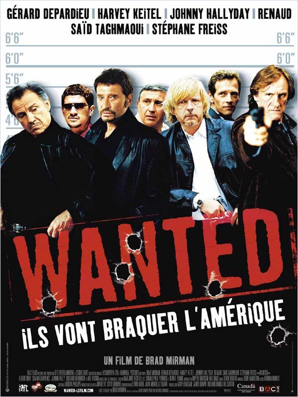 Wanted | Megaupload | DVDRiP