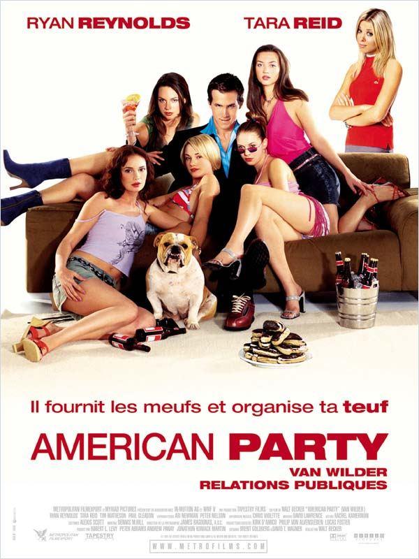 [MULTI] [DVDRiP] American party - Van Wilder relations publiques [ReUp 29/08/2011]