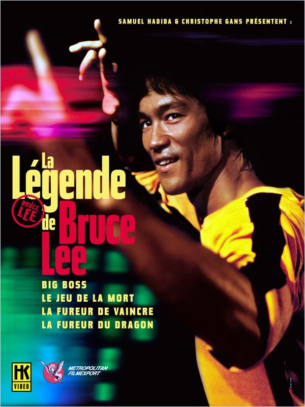La Légende de Bruce Lee