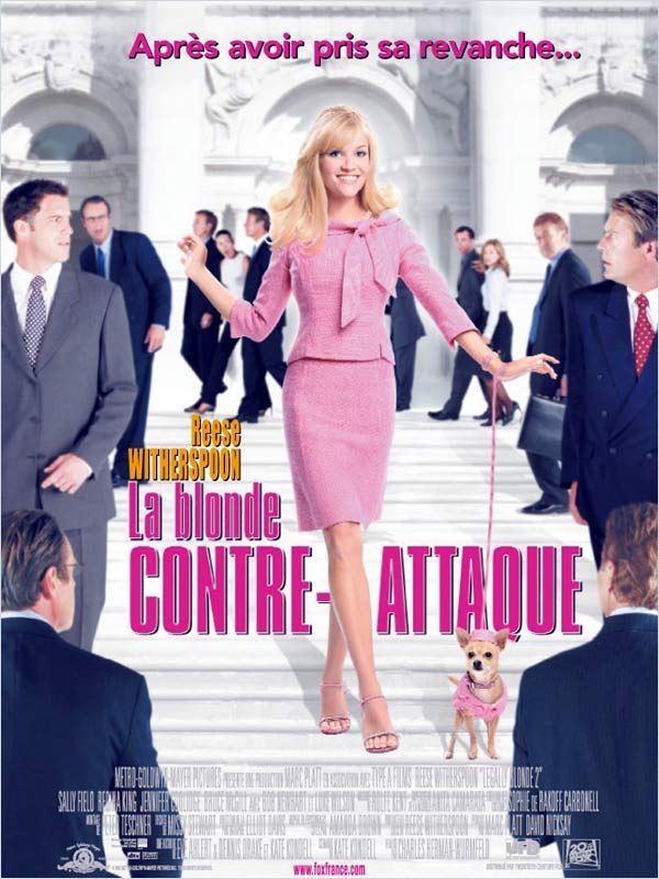 La Blonde contre-attaque [BRRIP] [FRENCH] AC3 [FS]