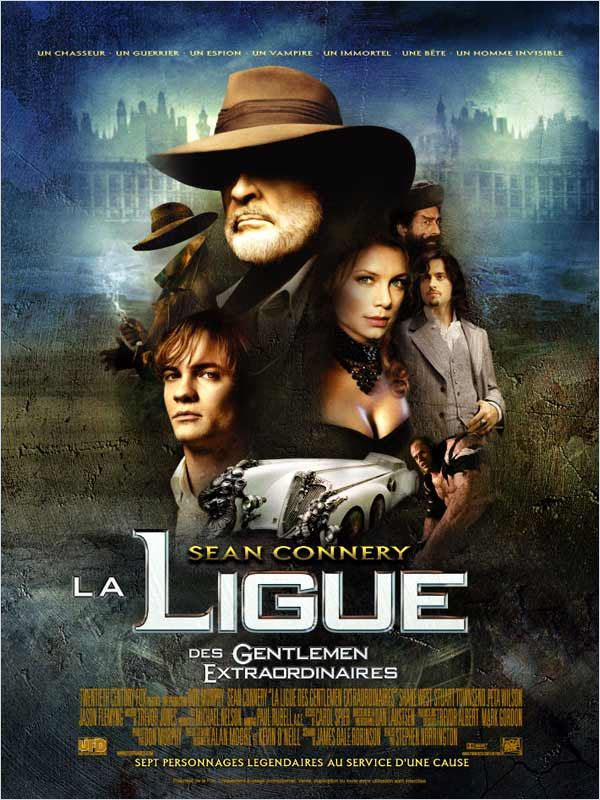 [FS] [DVDRiP] La Ligue des Gentlemen Extraordinaires
