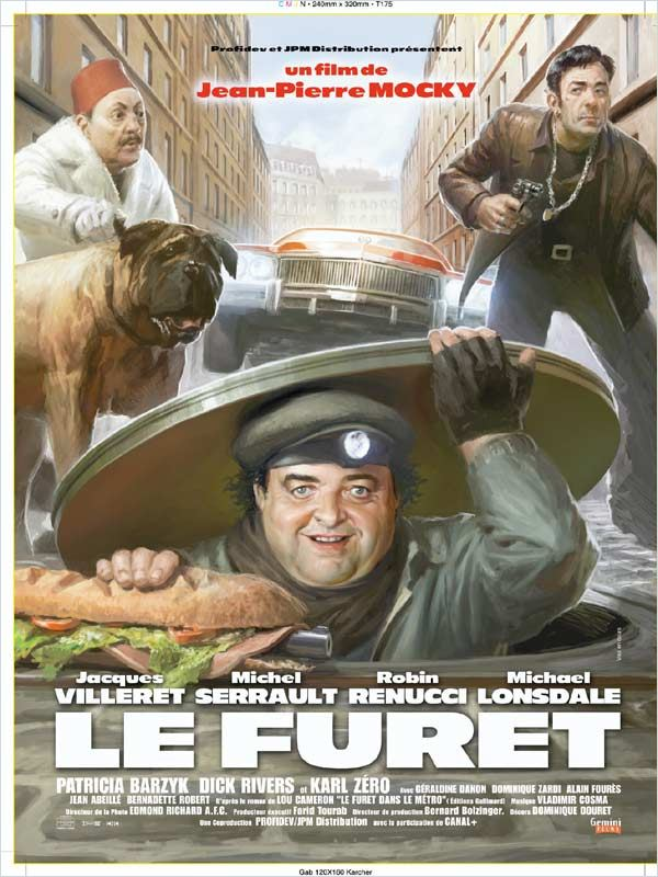 [MULTI] Le Furet [DVD-R] 