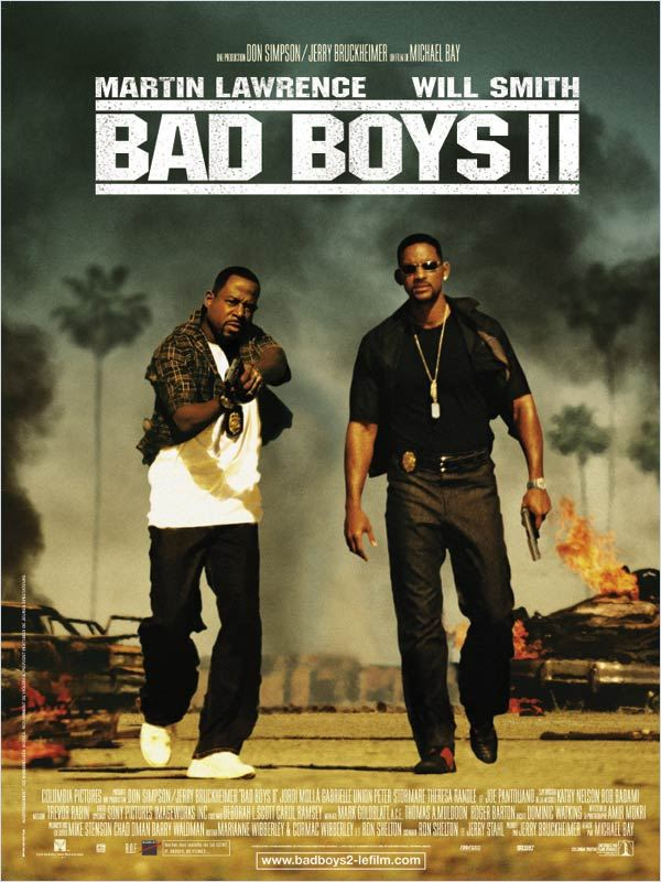 [FS] [DVDRiP] Bad Boys II [TRUEFRENCH] 2CD