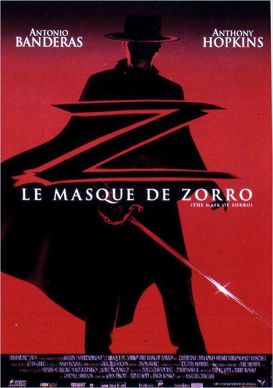 [MU] [DVDRiP] Le Masque de Zorro [ReUp 16/05/2011]