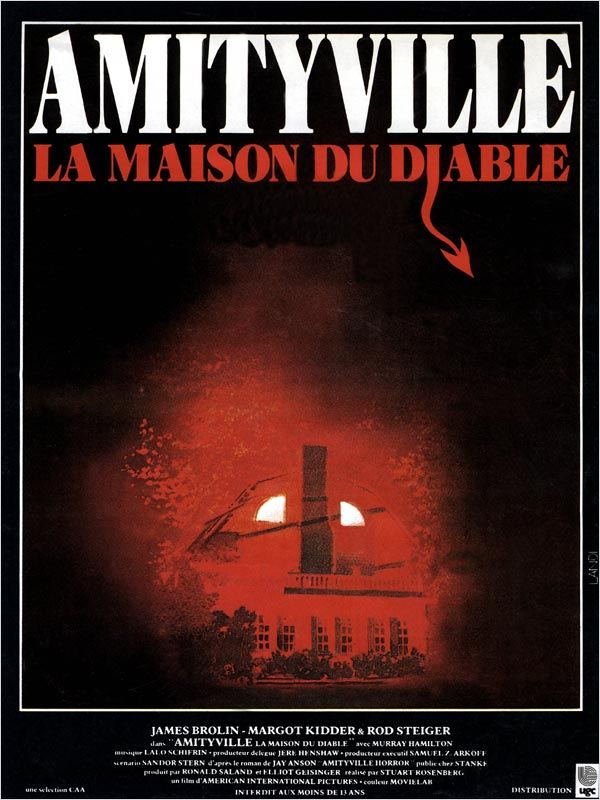 [MU] [DVDRiP] Amityville, la maison du diable [ReUp 17/04/2011]