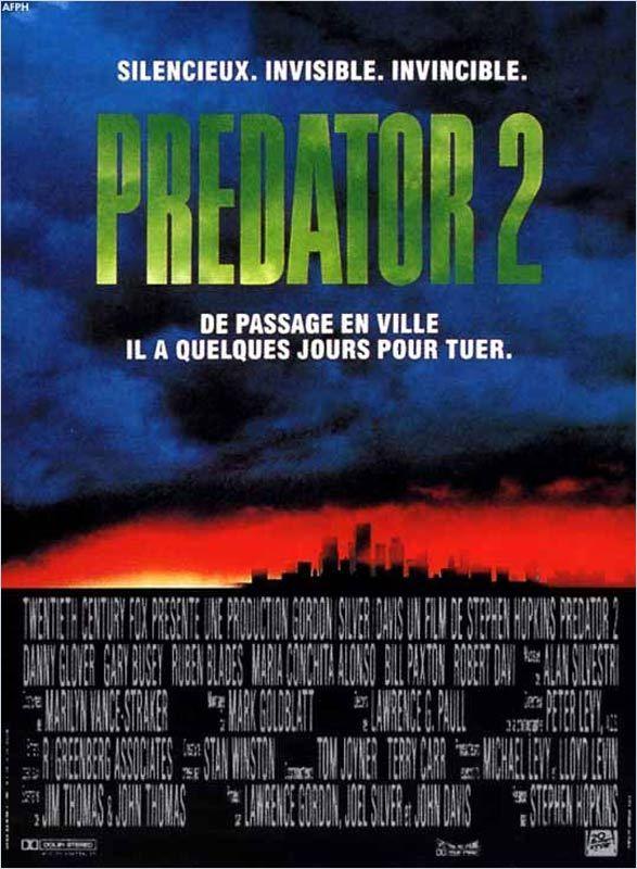[FS]  Predator 2  [DVDRiP-FR]