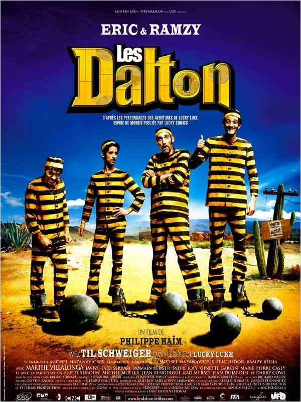 Les Daltons