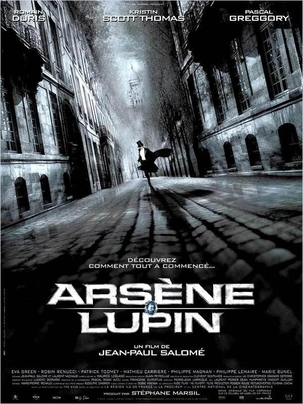 Arsène Lupin [DVDRIP] [FRENCH] AC3 [FS]