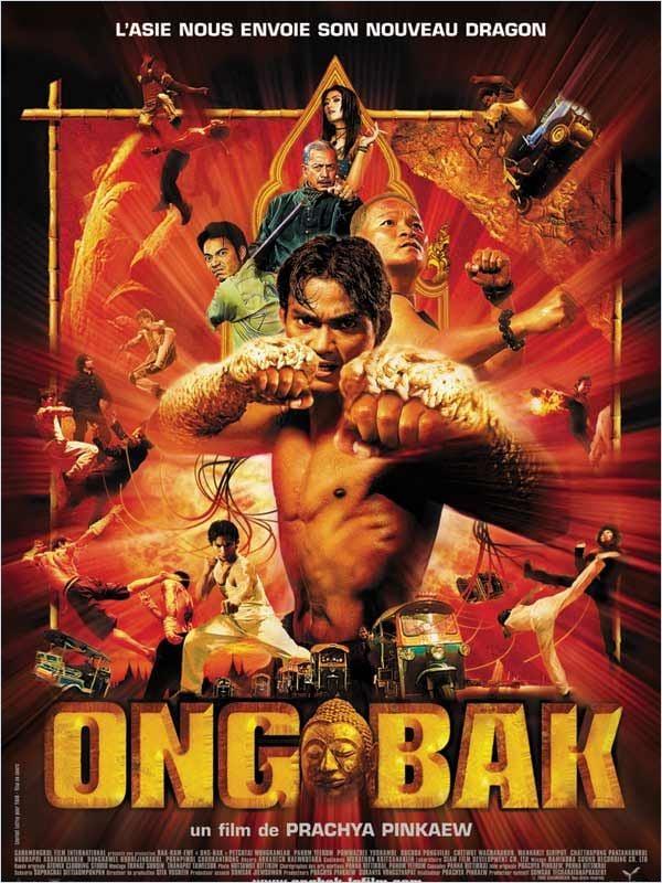 Ong-Bak [DVDRIP|FR] [FS-US]