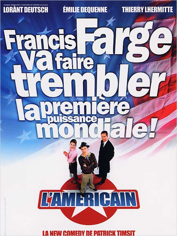 [UD] [DVDRiP] L'Américain[FRENCH]